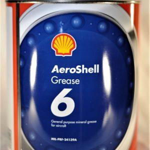 Aeroshell Grease 6 3kg