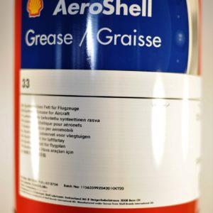 Aeroshell Grease 33 3kg