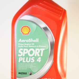 Aeroshell Sport Plus 4 1L