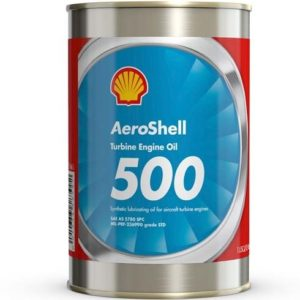 Aeroshell 500 Turbine Engine Oil