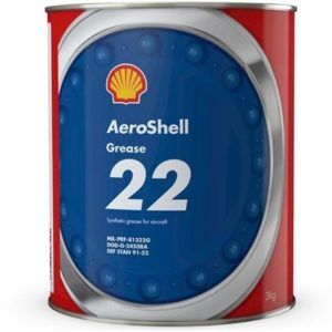 Aeroshell Grease 22 Advanced General-Purpose Synthetic Aircraft Grease 22 3kg (6,6lb can)