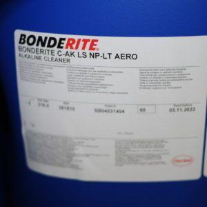 Bonderite C-AK LS NP-LT AERO 218KG