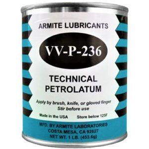 Armite Petrolatum VV-P-236 1LB