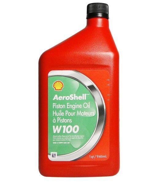 AeroShell W100