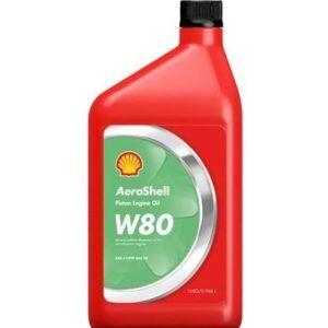 Aeroshell Oil W80 1 USQ