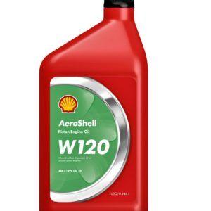 Aeroshell W120 Piston Engine Oil