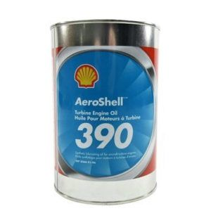 Aeroshell 390 Turbine Engine Oil