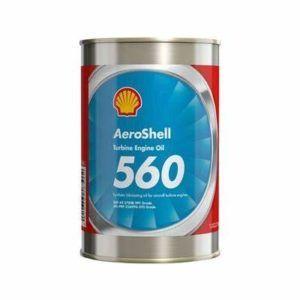 Aeroshell 560 Turbine Engine Oil