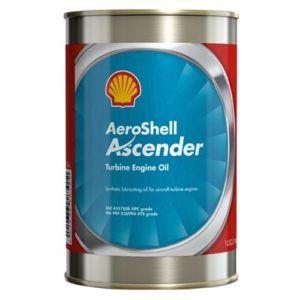 Aeroshell Ascender Turbine Engine