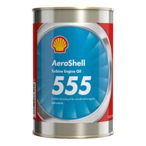 Aeroshell 555 Turbine Engine Oil 1 USQ