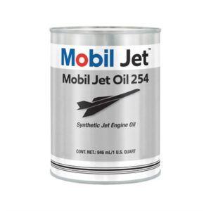 Mobile Jet Oil 254